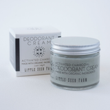 Little Seed Farm - Charcoal Deodorant Cream
