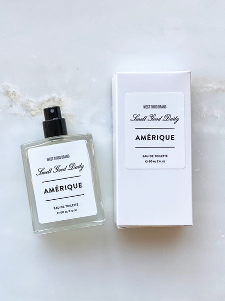 West Third Brand - Amérique Eau De Toilette