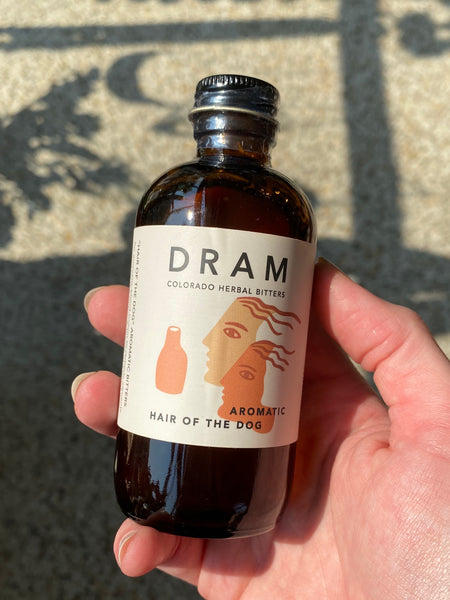 Dram Apothecary - Hair of the Dog Bitters LOCAL DELIVERY / PICK UP ONLY