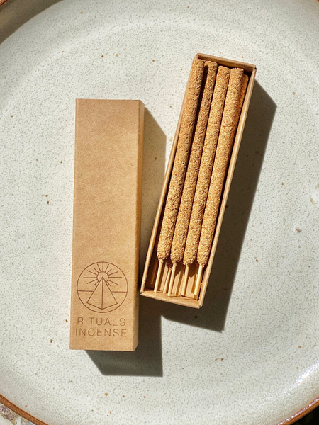 Rituals Incense - Palo Santo 8 pack