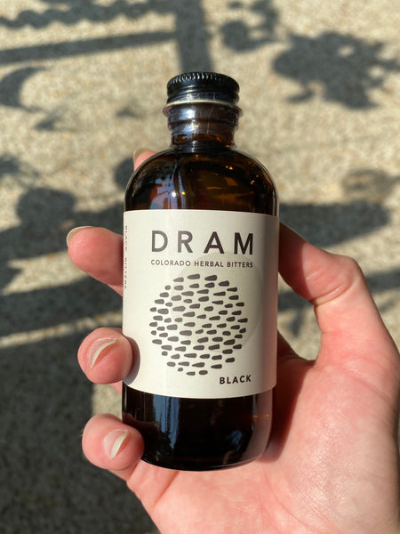 Dram Apothecary - Black Bitters LOCAL DELIVERY / PICK UP ONLY