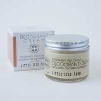 Little Seed Farm - Deodorant Cream - Rosemary/Patchouli