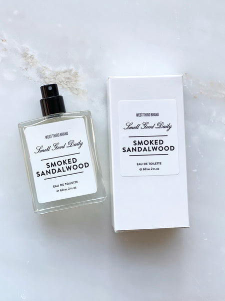 West Third Brand - Smoked Sandalwood Eau De Toilette