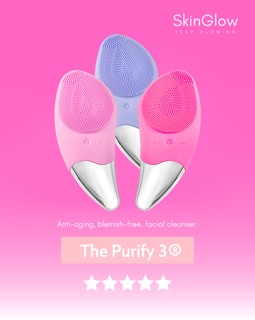 Purify 3® - Cleansed Skin Instantly