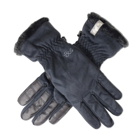 Winterlude Gloves Women Black
