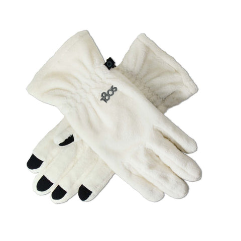 Lush Gloves Women Snow White