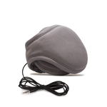 Urban Headphone Ear Warmer Men Charcoal Gray
