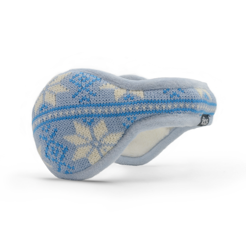Bergen Ear Warmer Women Blue Multi
