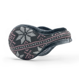 Bergen Earwarmer Women Gray Multi