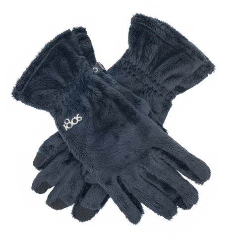 Lush Gloves Women Black