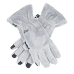 Lush Gloves Women Gray