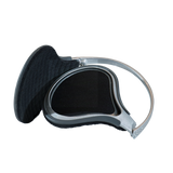 Exolite Ear Warmer Silver Metallic
