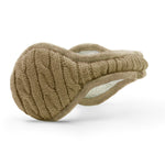 Oslo Ear Warmer Women Camel