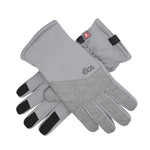 Shetland Gloves Women Gray