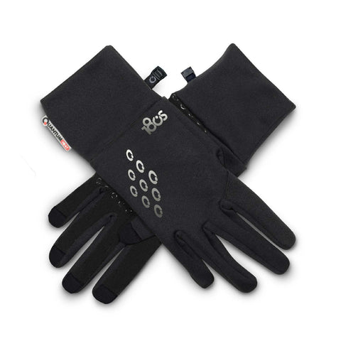 Foundation Gloves Men Black