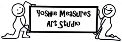 Yoshie Measures Art Studio