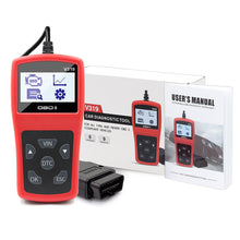 Load image into Gallery viewer, New Arrival OBDII Diagnostic Tool V319 Fault Code Reader OBD2 Handheld Auto OBDII Scan 1Set