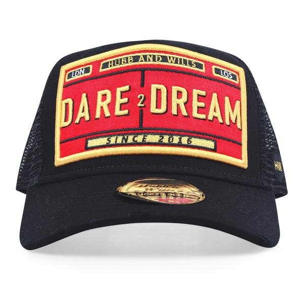 Dare 2 Dream Trucker Patch Hat