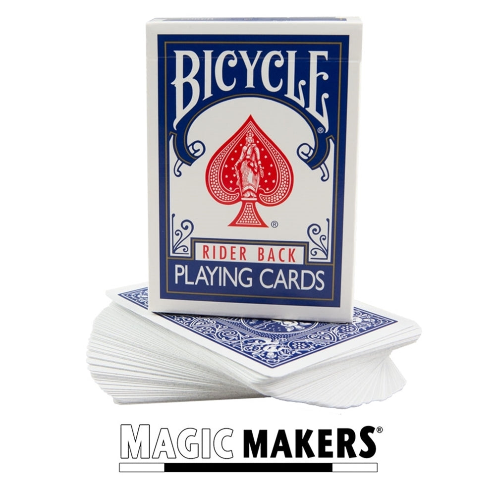 Stripper Bicycle Deck Blue