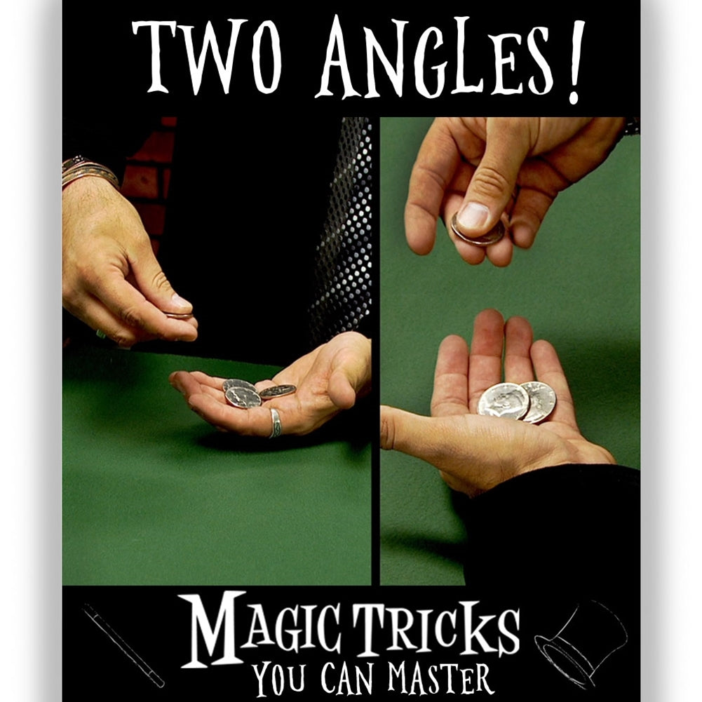 Coin Tricks - Amazing Magic