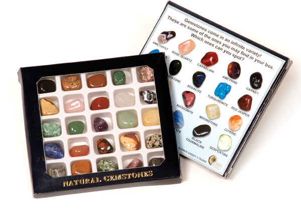 Gemstone Selection