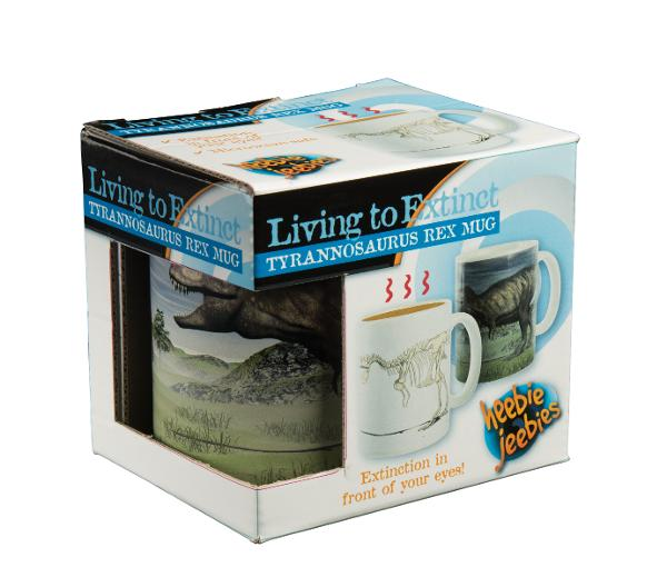 Living to Extinct Mug