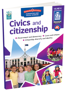 Civics and Citizenship - Australian Curriculum Year 3