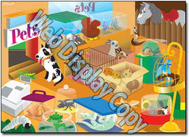 Animals - Early Years Theme Posters