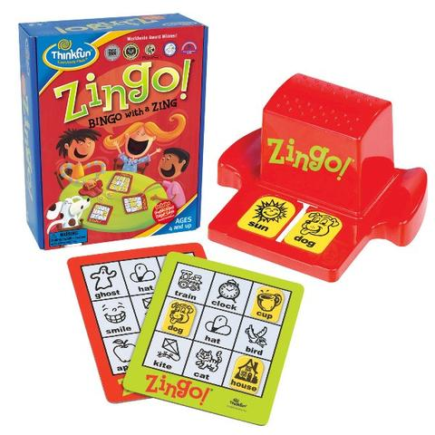 Zingo Game - ThinkFun