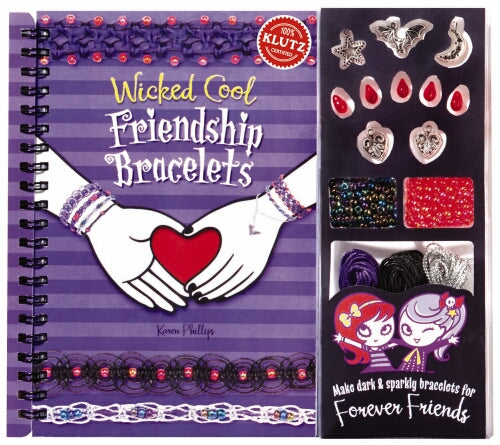 Wicked Cool Friendship Bracelets - Klutz