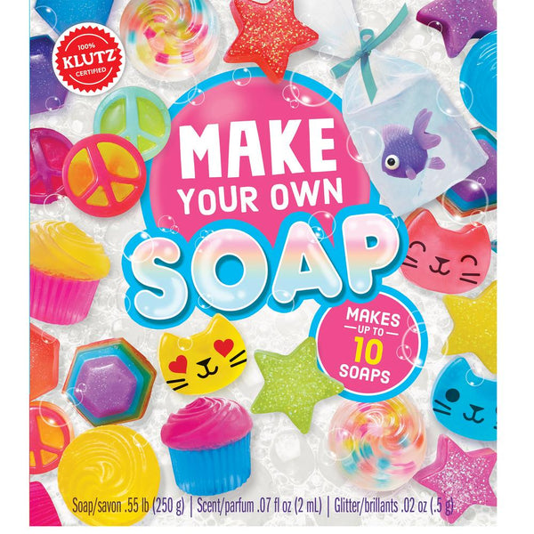 Make Your Own Soap - Klutz