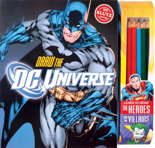 Draw the DC Universe - Klutz