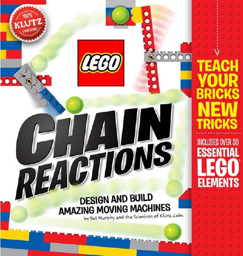 Lego - Chain Reactions - Klutz