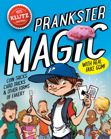 Prankster Magic - Klutz