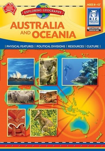 Understanding Geography – Australia And Oceania