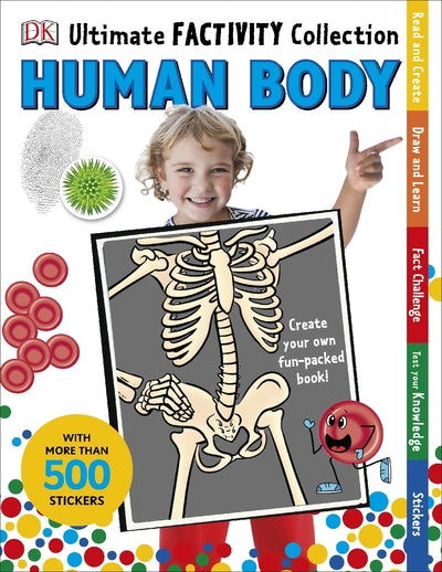 Human Body - Ultimate Factivity Collection