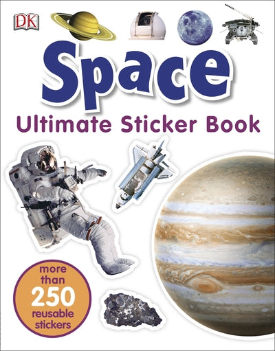 Space - Ultimate Sticker Book
