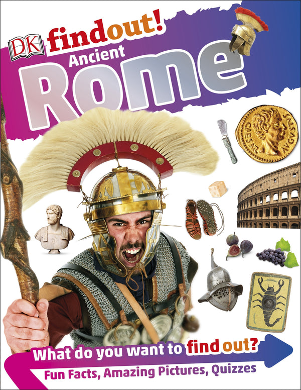 Find Out - Ancient Rome