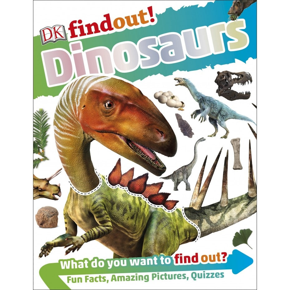 Find Out - Dinosaurs