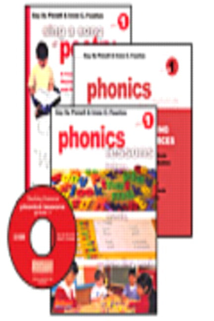 Phonics Lessons with CD-ROM - Letters, Words, and How They Work