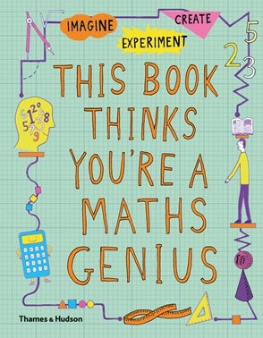 This Book Thinks Youre a Maths Genius