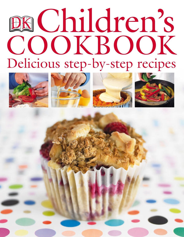 Childrens Cookbook - Delicious Step-by-Step Recipes