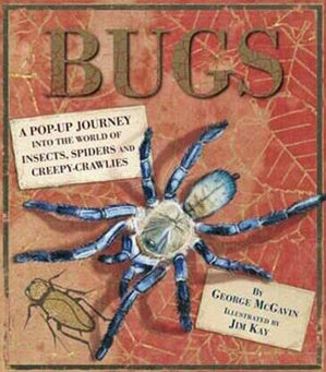 Bugs - A Pop-Up Book