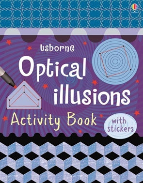 Optical Illusion Activity Book