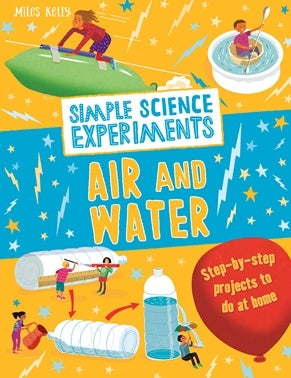 Simple Science Experiments - Air and Water