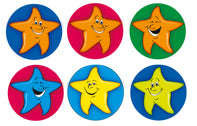 Star Dots - Dynamic Dots and Stars Stickers