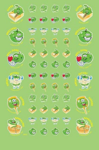 Green Apple - ScentSations Stickers