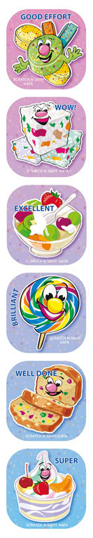 Tutti Frutti - ScentSations Stickers