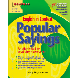 Popular Sayings - English in Context