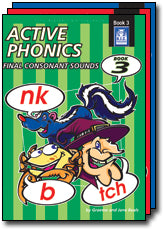 Active Phonics Book 1